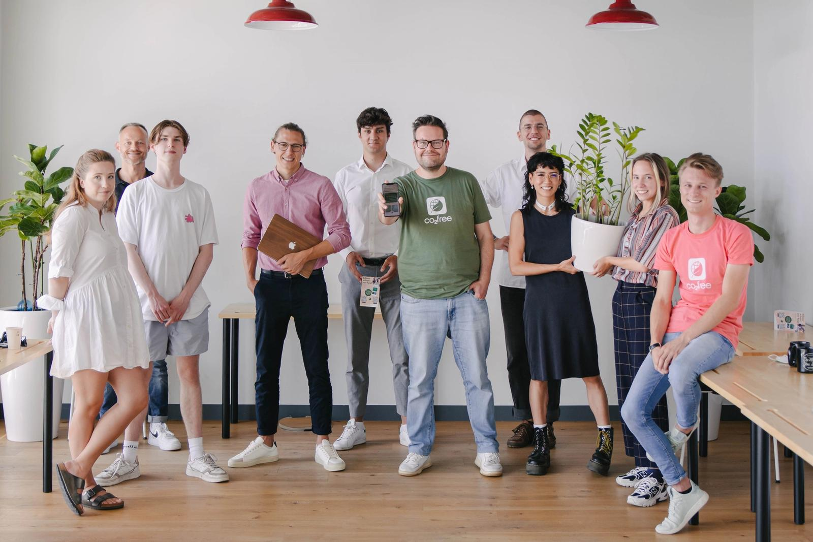 CO2free team